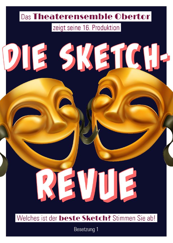 Die Sketch-Revue